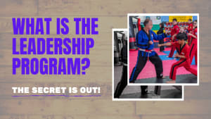What is the Leadership Program? The secret is out!