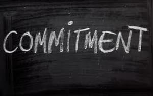 Teaching Kids Commitment