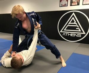 Maintaining A Healthy Workout Routine Though BJJ