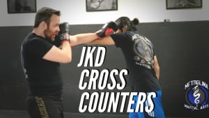 JKD Cross Counters | Make Trapping Work!