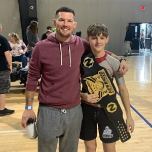 Kids Martial Arts Student of the Month for July 2020: David Dodita