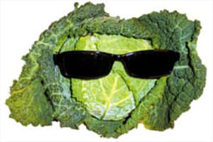 Get sneaky with your greens! ??