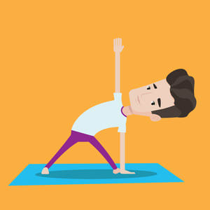 What yoga can do for your fitness! ??
