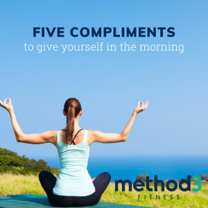 5 Compliments to Give Yourself Daily