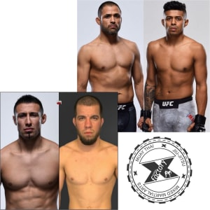 FIGHT WEEK FOR JONATHAN MARTINEZ AND CHRIS GUTIERREZ!!!