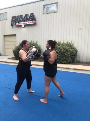 Kick off August with Kickboxing