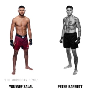 FIGHT WEEK FOR YOUSSEF ZALAL!!!
