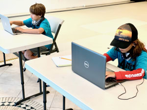 Adapting to Distance Learning