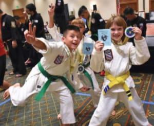 Martial Arts Makes You Smarter!