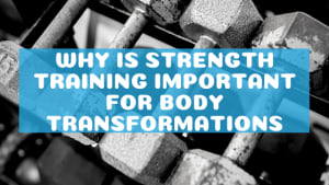 Why Strength Training is Important for Body Transformations