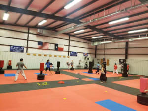 Kids Fitness Kickboxing Morning PE classes beginning soon!