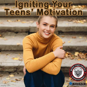 Igniting Your Teens' Motivation