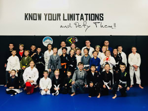 Kids Martial Arts Brazilian Jiu-Jitsu