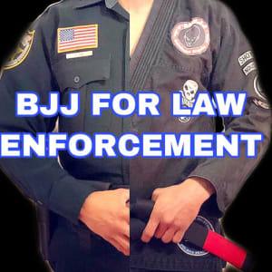 Top Reasons why every Law Enforcement Officer should train Brazilian Jiu Jitsu