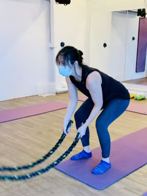 Sep 2020 COTM : Fitness Training for a Busy, Professional Young Mum!