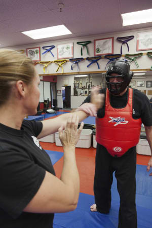 Women's Self Defense - Why not?