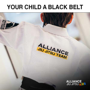 YOUR SON OR DAUGHTER A BLACK BELT