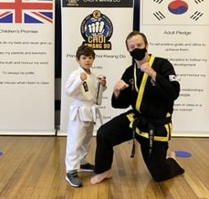 4-6 Year Little Dragons Martial Arts Grading