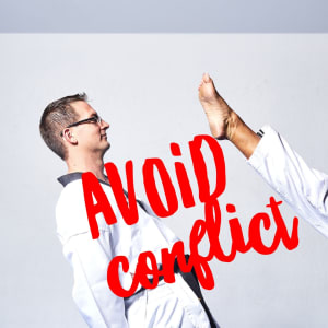 ABCD's Of Conflict Avoidance