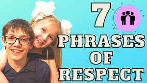 The Keith Kids Talk About The 7 Phrases of Respect