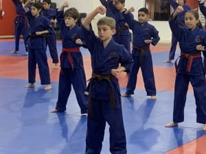 Build a Life Champion with Bushi Ban Martial Arts and Fitness