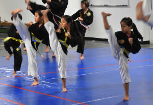 Cedar Park Martial Arts School Teaches Parents and Children the Top 10 Lifeskills Scientifically Proven to Ensure their Daughters Success