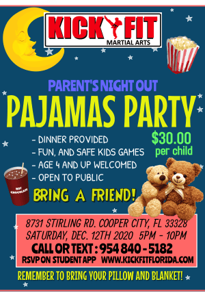 Parent's Night Out for Kids of Cooper City / Davie / Pembroke Pines