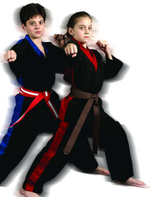 Why Martial Arts Are Great For Your Child's Mental Health at Tring Martial Arts Academy