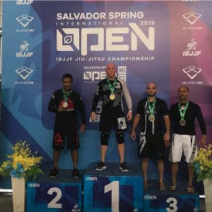 Chris Bower claims GOLD in Brazil!