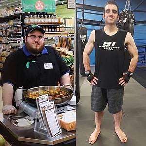 Matteo Marangio is Down 175 Lbs in 12 Months!