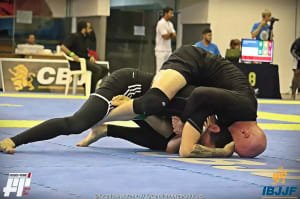 Chris Bower claims Gold at the Sul-Brasileiro in Sao Jose, Brazil.