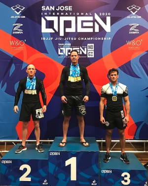 Chris Bower moves #12 in IBJJF World No Gi Rankings