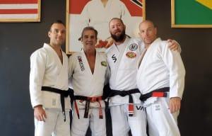 Our Academy's very first Jiu-jitsu Black Belts