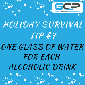 Holiday Nutrition Survival Guide Tip #7