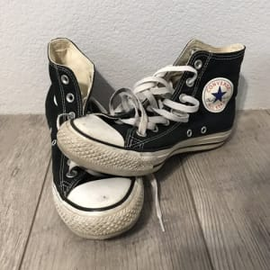 These Worn Shoes