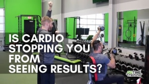 Is Cardio Stopping You From Seeing Results?