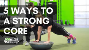 5 Ab Workouts to a Strong Core & Less Back Pain