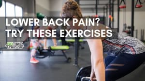 Lower Back Pain – 4 Steps to Improve