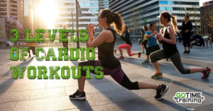 Cardio Workouts for Any Fitness Level