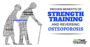 Reversing Osteoporosis through the Proven Benefits of Strength Training