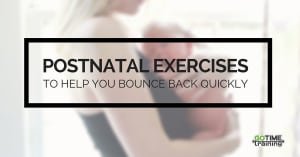 Bounce Back, Baby! A Complete Guide to Postnatal Fitness