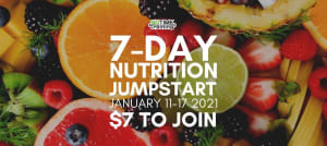 7-Day Nutrition Jumpstart