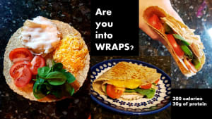 Are you into Wraps ????