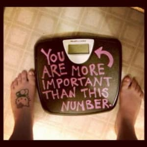 Stay off those scales!!!!!!!!