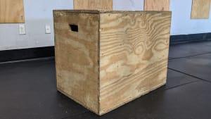 DIY 3 in 1 Plyo Box