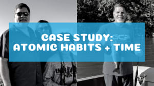 Case Study: Atomic Habits + Time