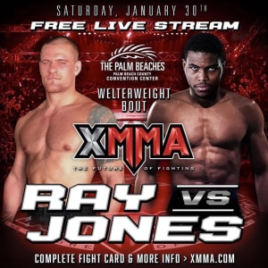FIGHT WEEK FOR AUSTIN JONES!!!