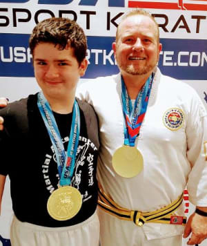 Results of the USA Sport Karate Kickoff Tournament: January 22nd to 23rd