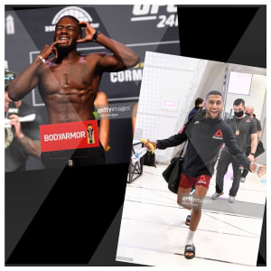 FIGHT WEEK FOR DEVONTE SMITH AND YOUSSEF ZALAL!