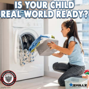 Is Your Child Real World Ready?
